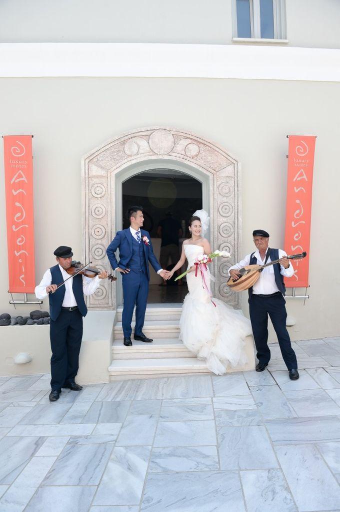 Perfect Blue Wedding by Milfelice Wedding - 007