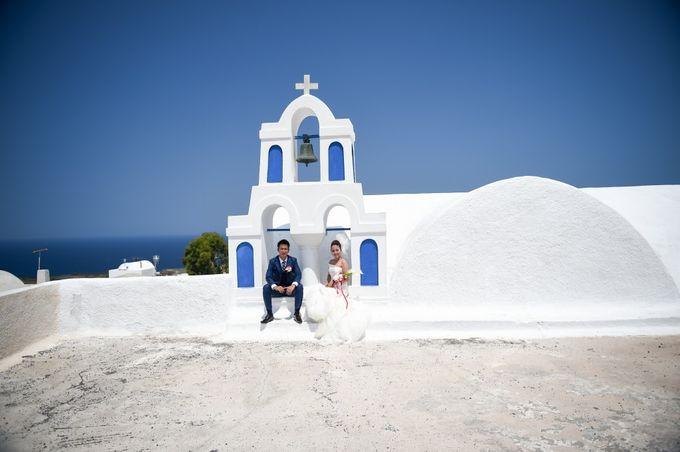 Perfect Blue Wedding by Milfelice Wedding - 010