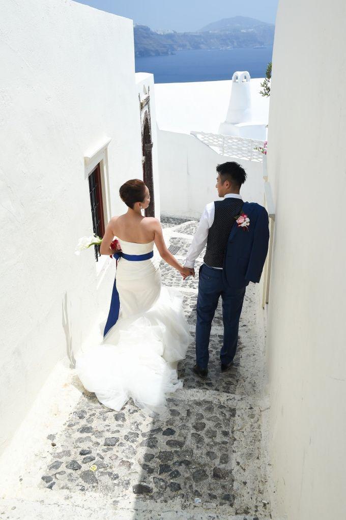 Perfect Blue Wedding by Milfelice Wedding - 002