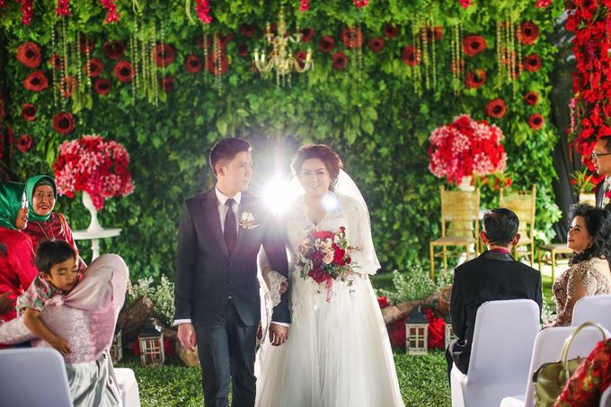 Adith & Icha Wedding by Dante Wedding Planner - 016