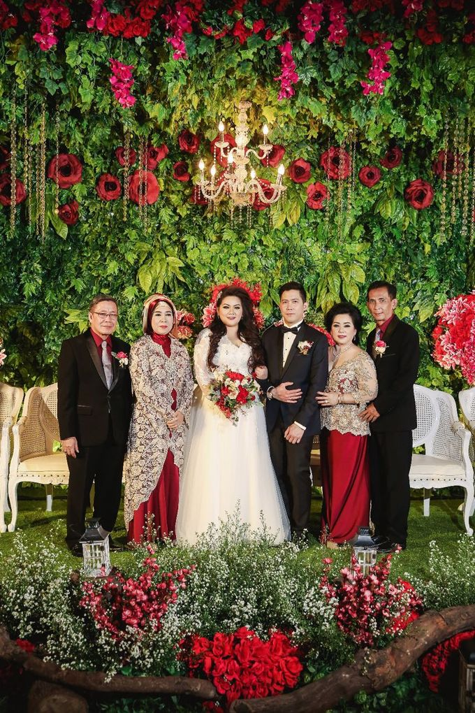 Adith & Icha Wedding by Dante Wedding Planner - 028