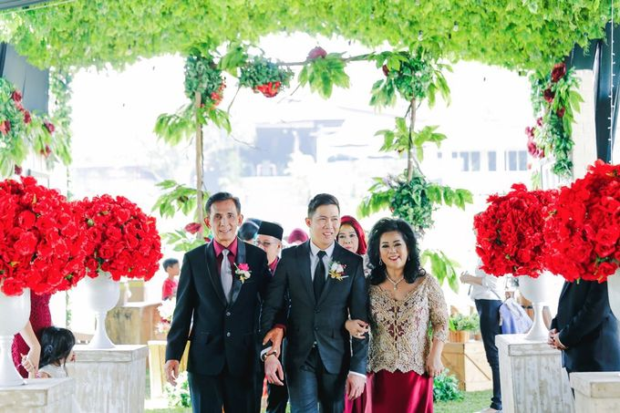 Adith & Icha Wedding by Dante Wedding Planner - 009