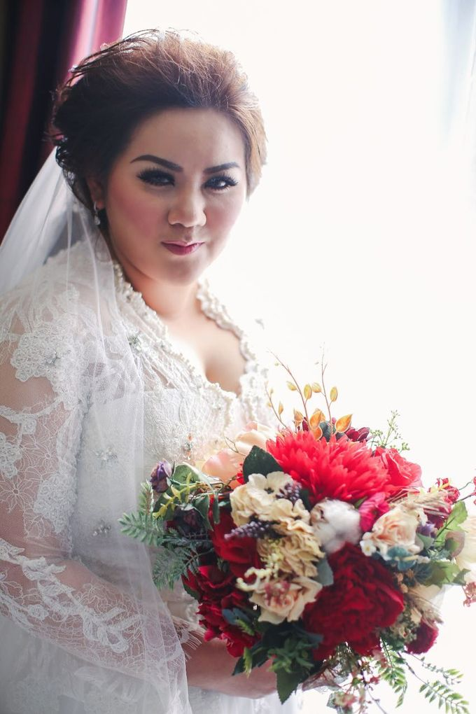 Adith & Icha Wedding by Dante Wedding Planner - 004