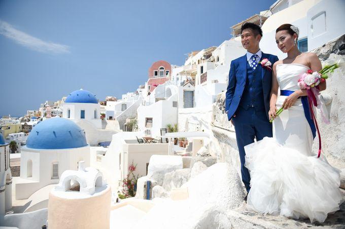 Perfect Blue Wedding by Milfelice Wedding - 005