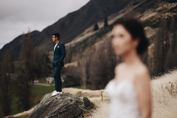 Pre Wedding Dion Wiyoko & Fiona Anthony by Wong Hang Distinguished Tailor - 006