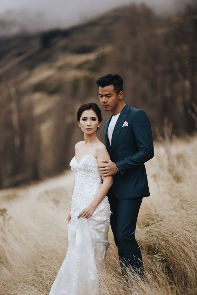 Pre Wedding Dion Wiyoko & Fiona Anthony by Wong Hang Distinguished Tailor - 005