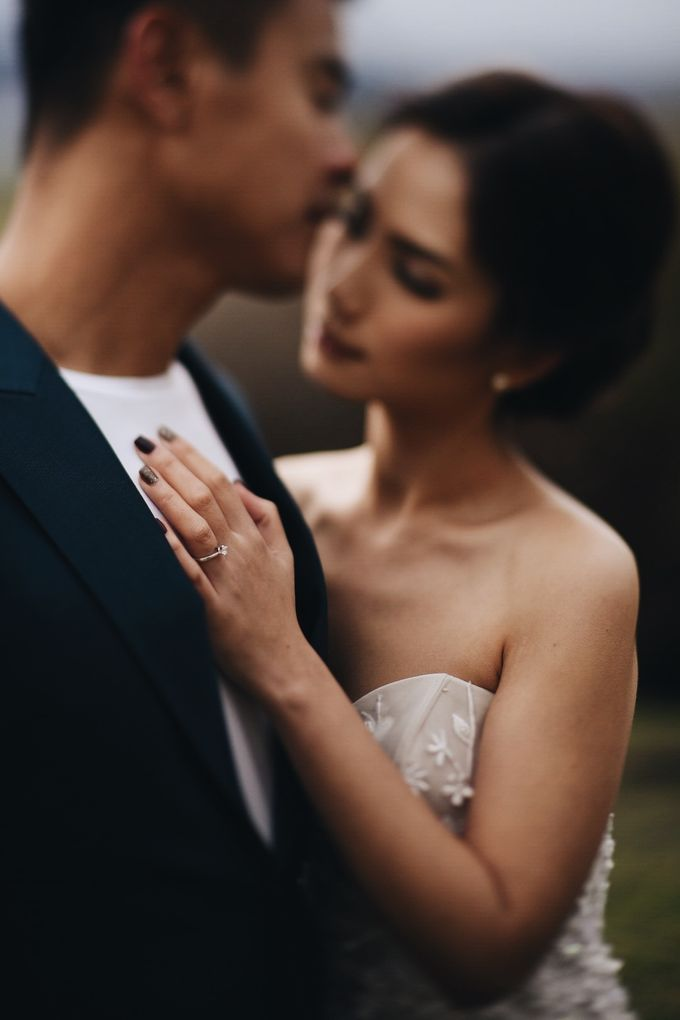 Pre Wedding Dion Wiyoko & Fiona Anthony by Wong Hang Distinguished Tailor - 002