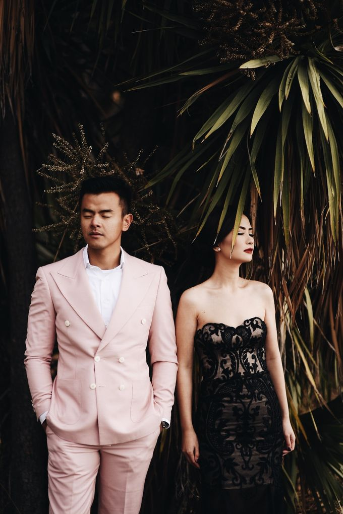 Pre Wedding Dion Wiyoko & Fiona Anthony by Wong Hang Distinguished Tailor - 001