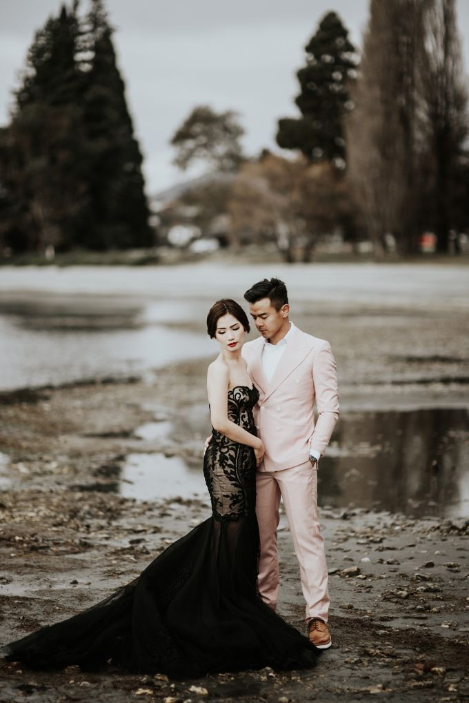 Pre Wedding Dion Wiyoko & Fiona Anthony by Wong Hang Distinguished Tailor - 011
