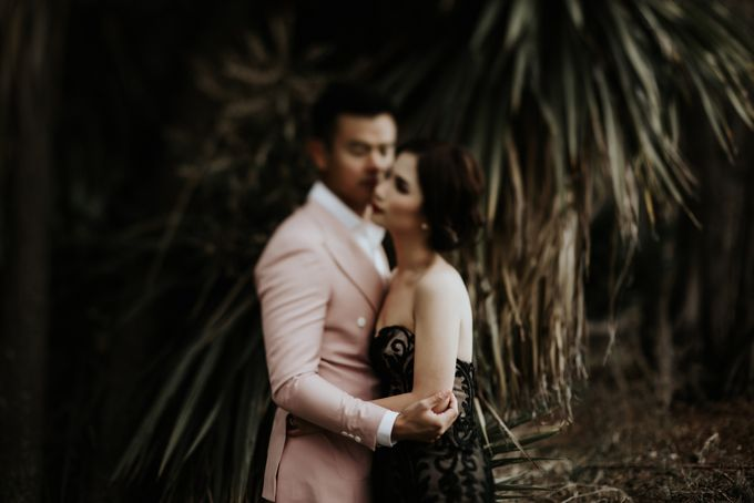Pre Wedding Dion Wiyoko & Fiona Anthony by Wong Hang Distinguished Tailor - 010