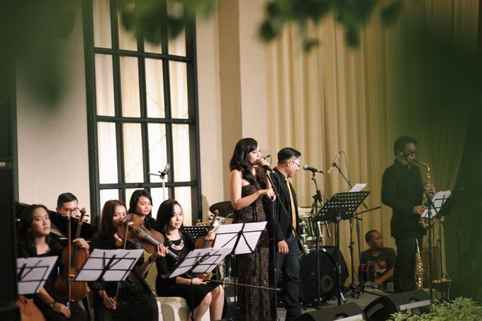 BEBOP Mini Orchestra & Modern Dance by BEBOP Entertainment - 010