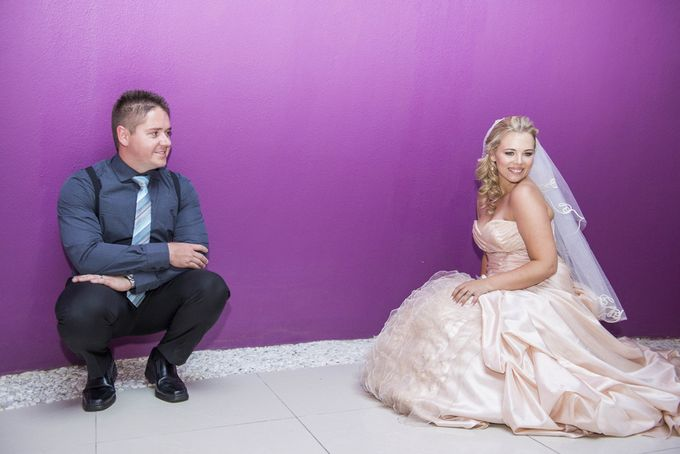 Shirley and Shaun at Galagos Pretoria South Africa by Photography Mauritius - 002