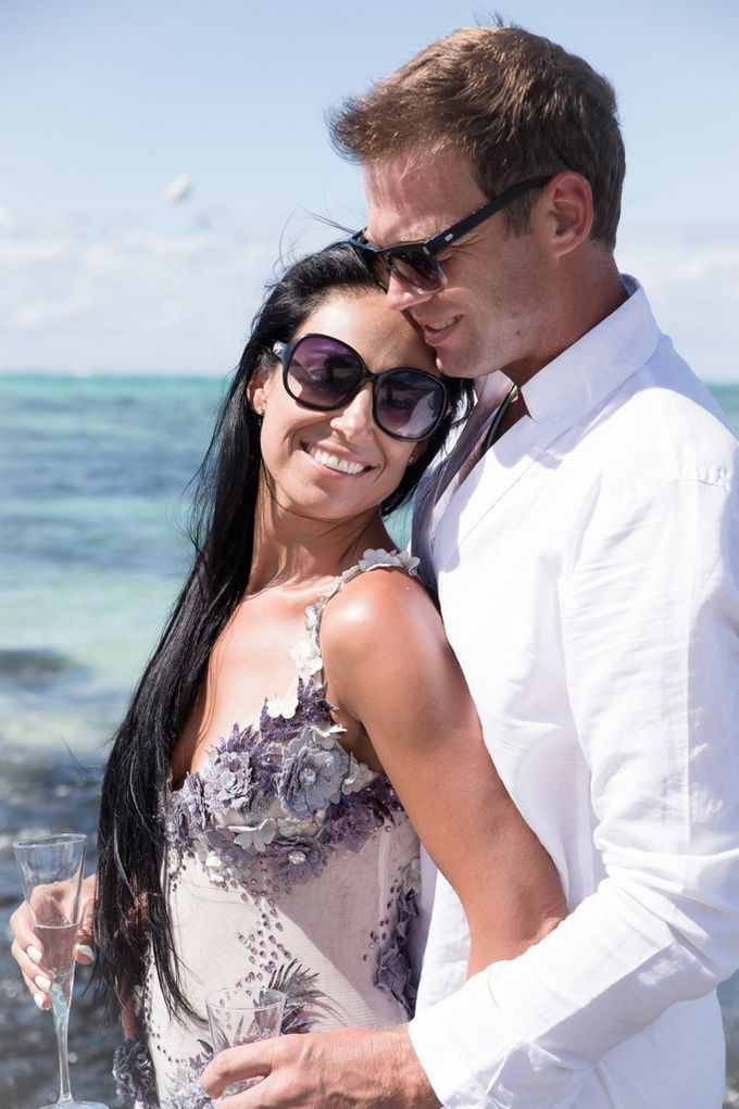 Wedding in Pereybere & Ile aux Cerfs Mauritius by Photography Mauritius - 024