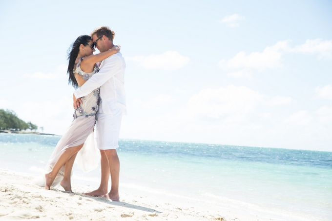 Wedding in Pereybere & Ile aux Cerfs Mauritius by Photography Mauritius - 026
