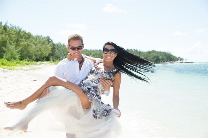 Wedding in Pereybere & Ile aux Cerfs Mauritius by Photography Mauritius - 027