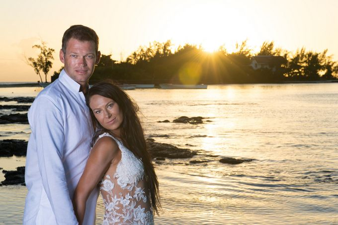 Wedding in Pereybere & Ile aux Cerfs Mauritius by Photography Mauritius - 002