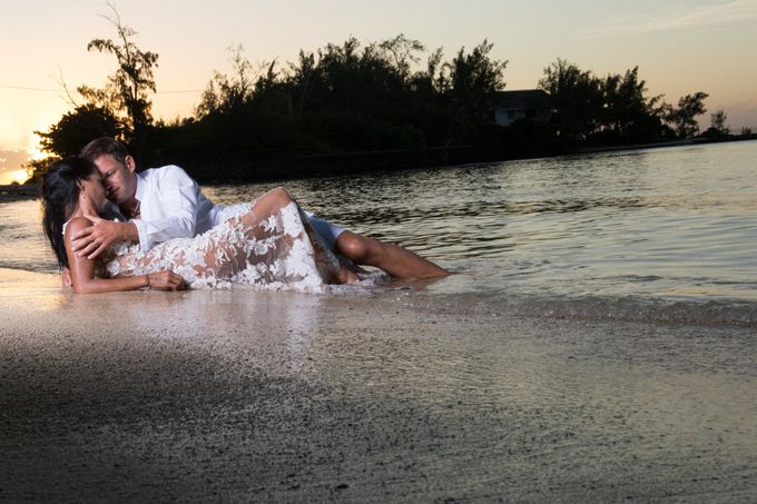 Wedding in Pereybere & Ile aux Cerfs Mauritius by Photography Mauritius - 003