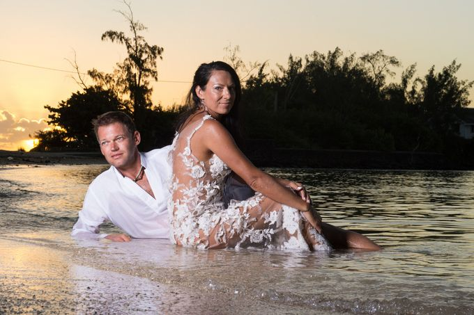 Wedding in Pereybere & Ile aux Cerfs Mauritius by Photography Mauritius - 004