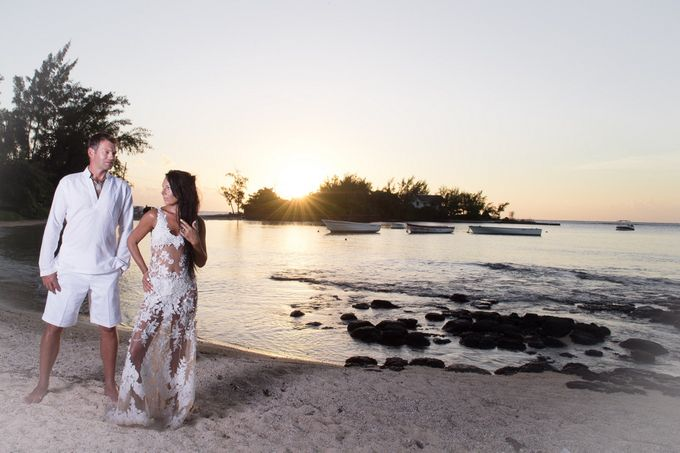 Wedding in Pereybere & Ile aux Cerfs Mauritius by Photography Mauritius - 008