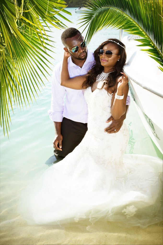 Charlene & Elorge at Shandrani Resort Mauritius by Photography Mauritius - 015