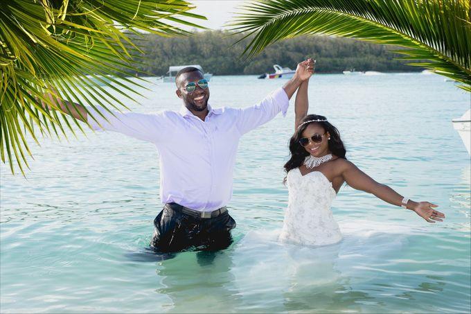 Charlene & Elorge at Shandrani Resort Mauritius by Photography Mauritius - 017