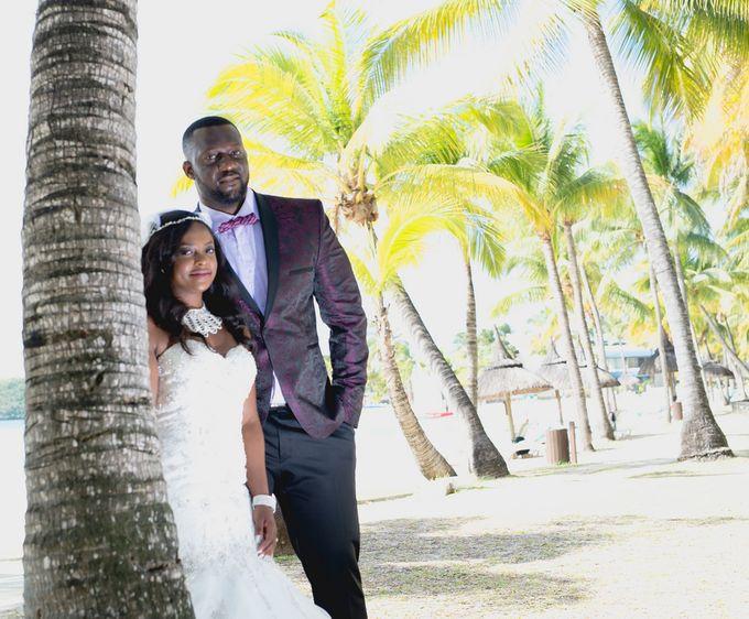Charlene & Elorge at Shandrani Resort Mauritius by Photography Mauritius - 004