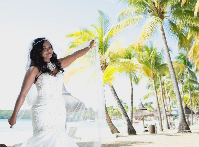 Charlene & Elorge at Shandrani Resort Mauritius by Photography Mauritius - 006