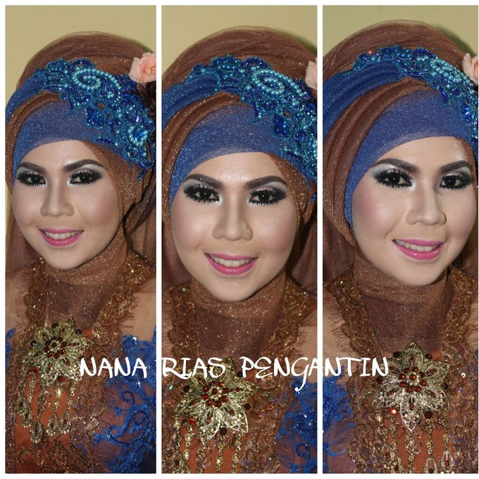 WEDDING - AISYAH/AAN by NANA Rias Pengantin - 004