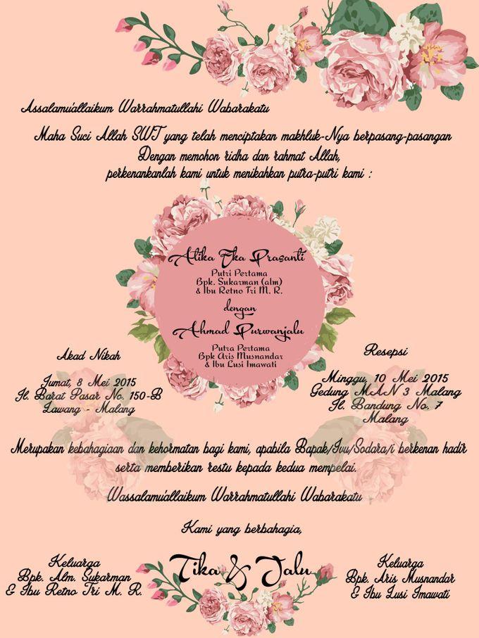 Wedding Invitation By Scrap And Craft Bridestory Com