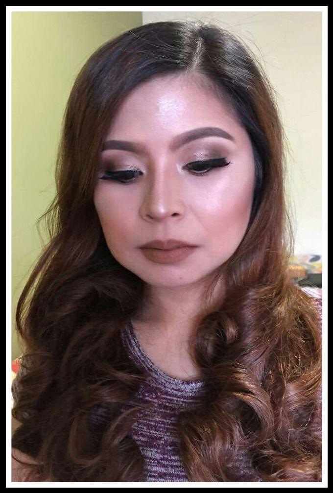 makeup trial with shine go by makeupbynievz - 002
