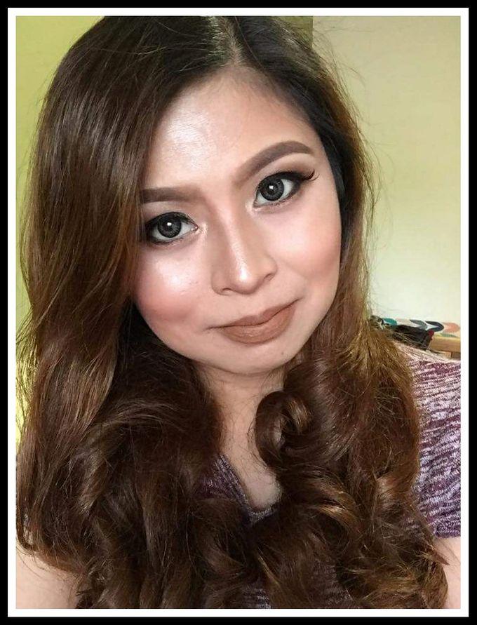 makeup trial with shine go by makeupbynievz - 004