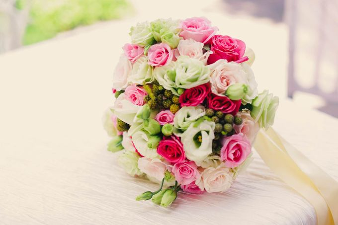 Bespoke Flower Bouquets by A. Floral Studio - 008