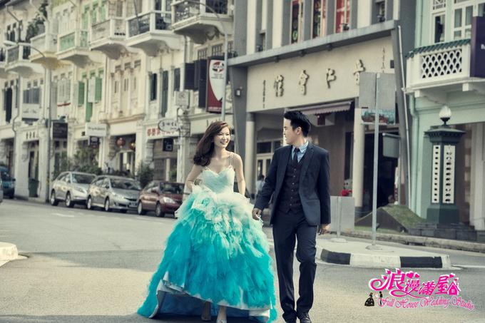 Pre-wedding shooting 1 by Full House Wedding Studio - 020