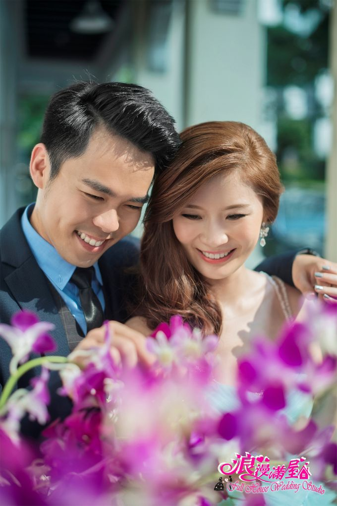 Pre-wedding shooting 1 by Full House Wedding Studio - 018