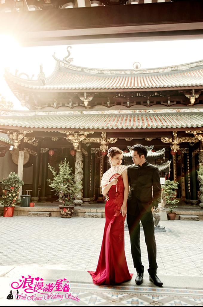 Pre-wedding shooting 1 by Full House Wedding Studio - 023