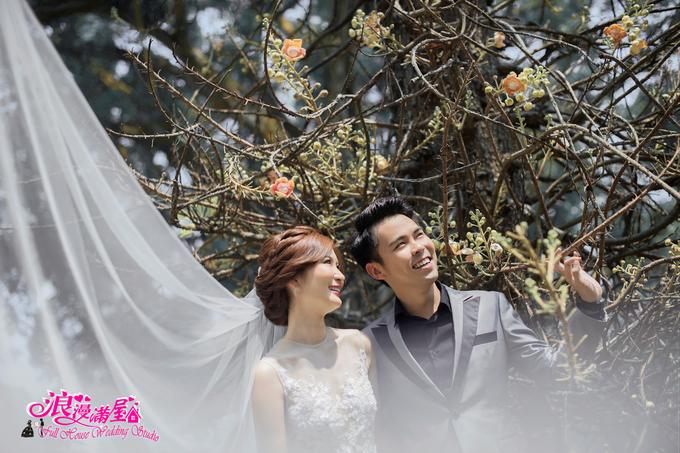 Pre-wedding shooting 1 by Full House Wedding Studio - 010