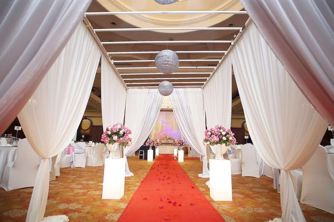 Weddings by Palace of the Golden Horses - 005