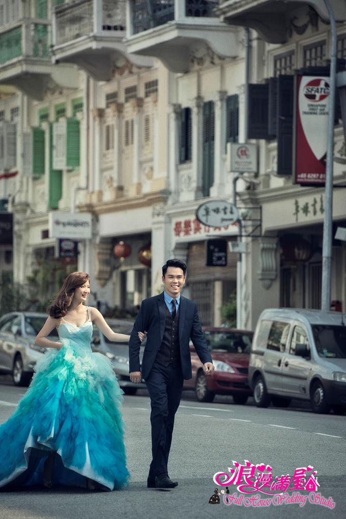 Pre-wedding shooting 1 by Full House Wedding Studio - 015