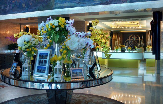 Wedding at Bali Room - Hotel Indonesia Kempinski Jakarta by Hotel Indonesia Kempinski Jakarta - 007
