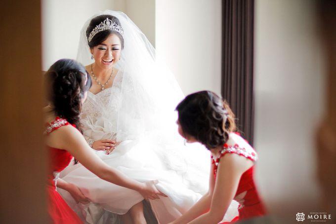 The Wedding of Pieter & Ingrid by Tinara Brides - 005
