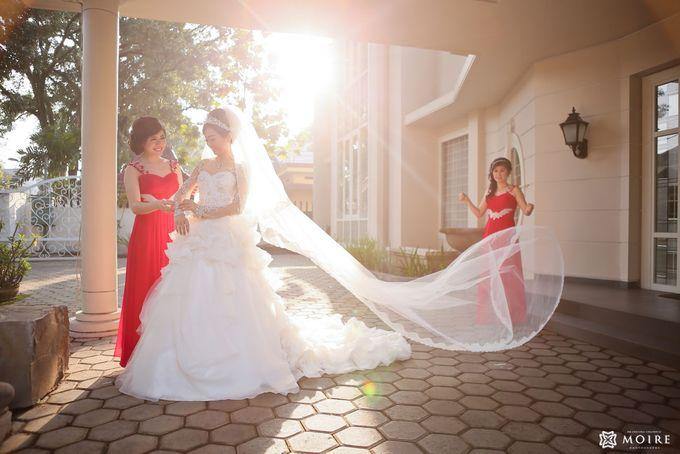 The Wedding of Pieter & Ingrid by Tinara Brides - 002