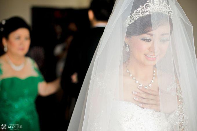 The Wedding of Pieter & Ingrid by Tinara Brides - 015
