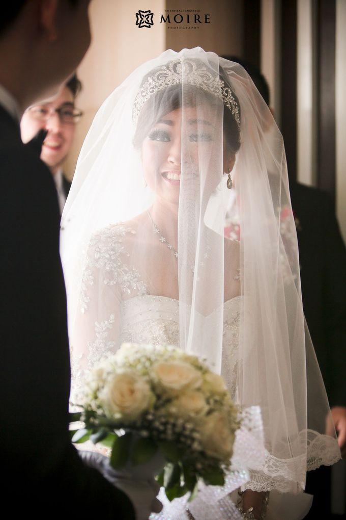 The Wedding of Pieter & Ingrid by Tinara Brides - 016