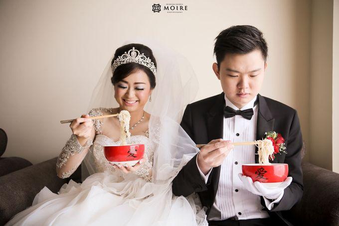 The Wedding of Pieter & Ingrid by Tinara Brides - 017