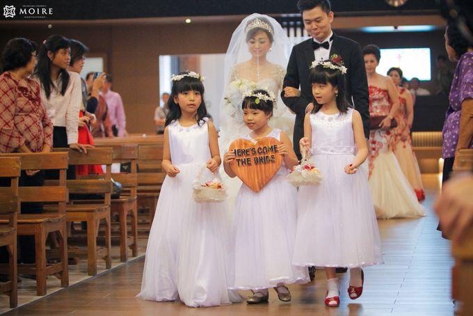 The Wedding of Pieter & Ingrid by Tinara Brides - 018