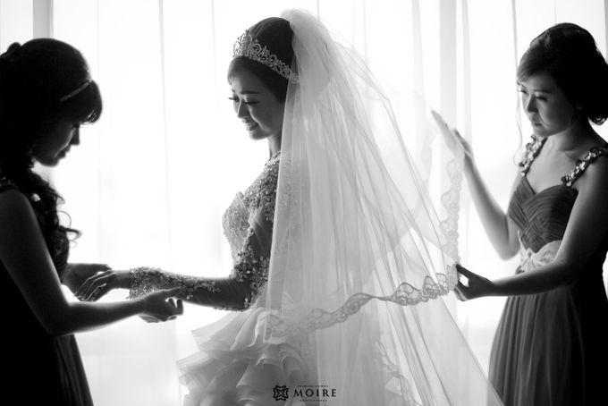 The Wedding of Pieter & Ingrid by Tinara Brides - 003