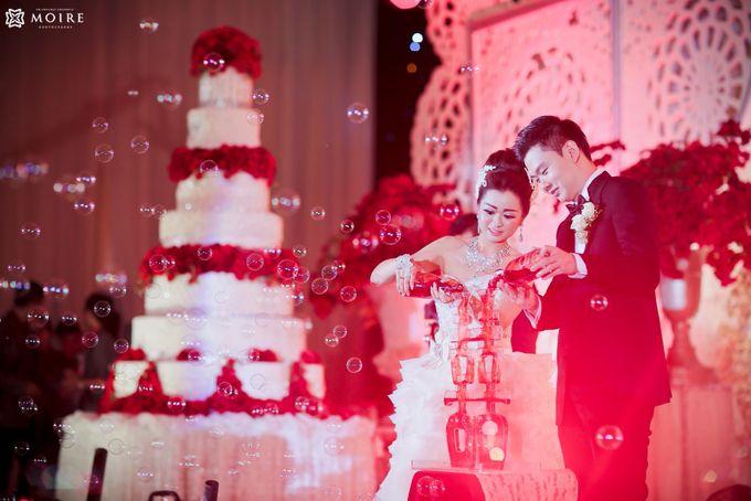 The Wedding of Pieter & Ingrid by Tinara Brides - 021