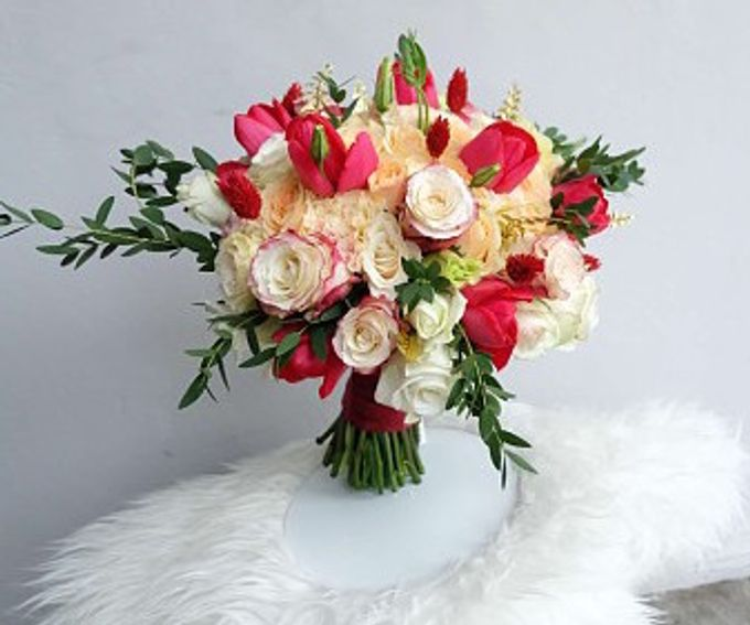 Garden Bouquet Collection by Il Fiore - 003