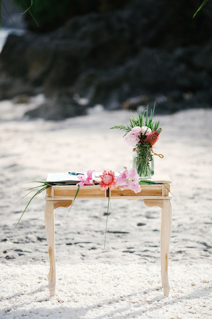 Lani & Stig Bali Wedding by Pixeldust Wedding Photography - 006