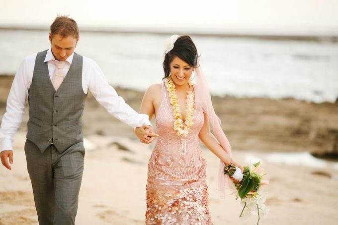 Lani & Stig Bali Wedding by Pixeldust Wedding Photography - 009